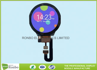 Smartwatch Round LCD Display 1.3 Inch IPS 240x240 SPI Interface RoHS Compliant
